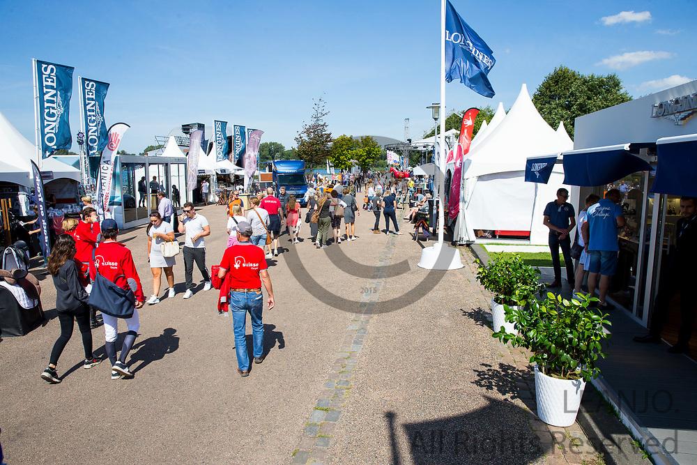 Boulevard<br /> FEI European Championships 2019<br /> © DigiShots