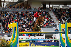 Cox Karel, BEL, Cor Van De Wateringhoeve<br /> FEI Nations Cup presented by Longines<br /> Longines Jumping International de La Baule 2017<br /> © Dirk Caremans<br /> 12/05/2017