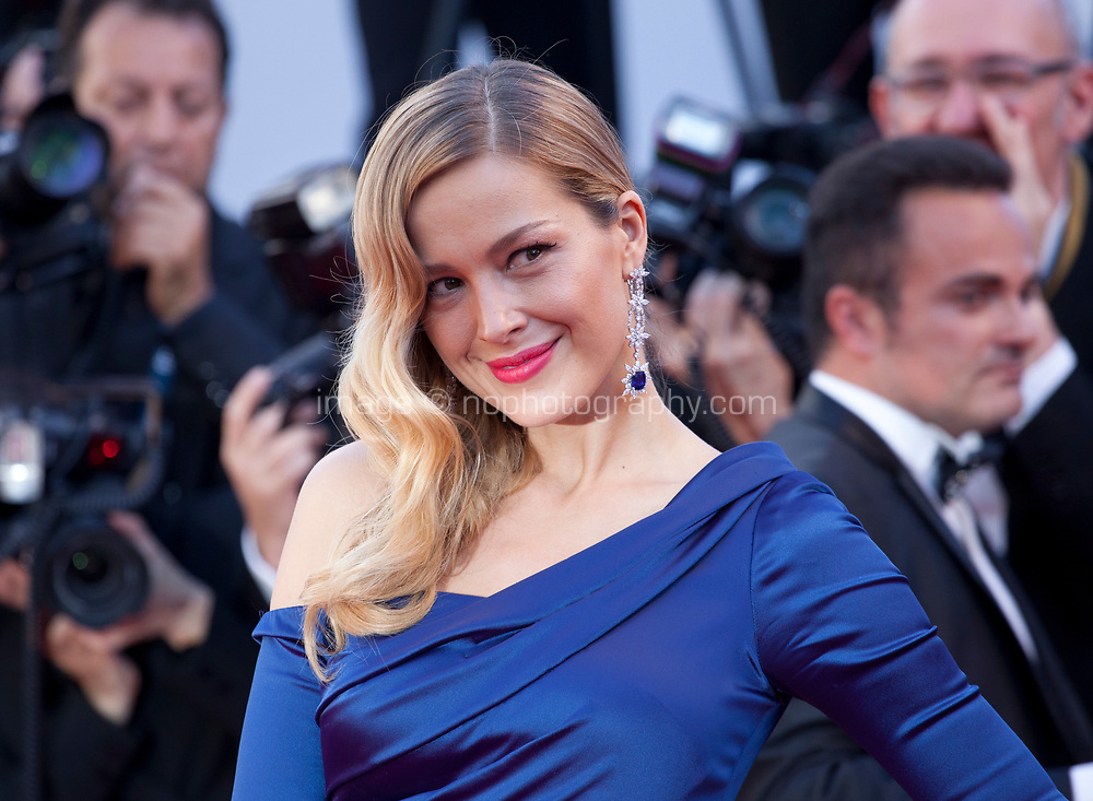 Petra Nemcova  at the 120 Beats per Minute (120 Battements Par Minute) gala screening,  at the 70th Cannes Film Festival Saturday 20th May 2017, Cannes, France. Photo credit: Doreen Kennedy