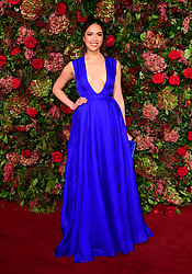Christina Allado attending the Evening Standard Theatre Awards 2018 at the Theatre Royal, Drury Lane in Covent Garden, London