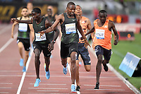 Wyclife Kinyamal KENIAwinner 800m Men <br /> Roma 31-05-2018 Stadio Olimpico  <br /> Iaaf Diamond League Golden Gala <br /> Athletic Meeting <br /> Foto Andrea Staccioli/Insidefoto