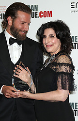 Bradley Cooper, Sue Kroll, The 30th Annual American Cinematheque Awards honoring Ridley Scott and Sue Kroll, Beverly Hilton Hotel (Beverly Hills, California)