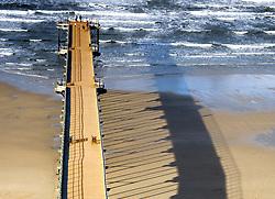 July 21, 2019 - Pier, Saltburn, North Yorkshire, England (Credit Image: © John Short/Design Pics via ZUMA Wire)