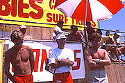 Stubbies Surf Competition Orange County California Circa 1982