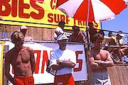 Stubbies Surf Competition Orange County California Circa 1982