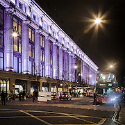 Selfridges in Oxford street