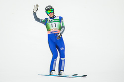 Tilen Bartol of Slovenia during the Ski Flying Hill Individual Competition at Day 4 of FIS Ski Jumping World Cup Final 2018, on March 25, 2018 in Planica, Ratece, Slovenia. Photo by Ziga Zupan / Sportida