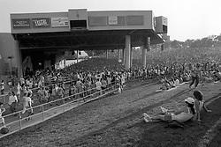 A Scene from The Grateful Dead Concert at Pine Knob Music Theatre, Clarkston, MI on 19 June 1991