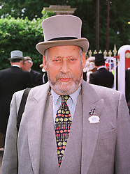 SIR CLEMENT FREUD at Royal Ascot on 15th June 1999.MTG 81