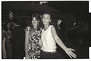Ghislaine Maxwell Yassi Mazandi, Special Olympics Ball, Duke of York. July 1986
