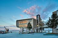 Centro Botin, Santander, Spain. Architect Renzo Piano Building Workshop
