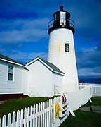 Pemaquid Point Lighthouse, Maine.