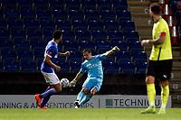Ben Hinchliffe. Chesterfield FC 1-2 Stockport County FC. Vanarama National League. 17.10.20