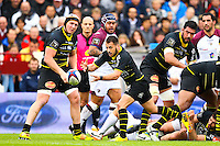 Julien Audy - 28.03.2015 - Begles Bordeaux / La Rochelle - 21eme journee de Top 14<br />Photo : Manuel Blondeau / Icon Sport