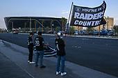NFL-Allegiant Stadium-Oct 25, 2020