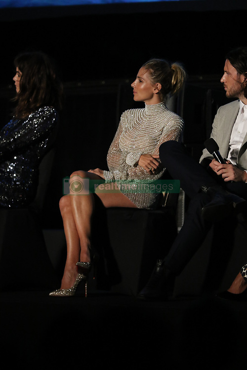 Cast and crew from the film attend the Sydney Premiere of first Aussie Netflix Original, Tidelands at Bennelong Lawn, Royal Botanic Gardens. 10 Dec 2018 Pictured: Elsa Pataky (Adrielle Cuthbert), cast and crew. Photo credit: Richard Milnes / MEGA TheMegaAgency.com +1 888 505 6342