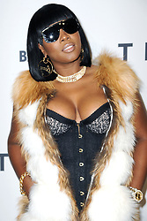October 17, 2017 - New York, NY, USA - October 17, 2017  New York City..Remy Ma attending TIDAL X: Brooklyn at Barclays Center of Brooklyn on October 17, 2017 in New York City. (Credit Image: © Kristin Callahan/Ace Pictures via ZUMA Press)