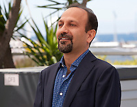Director Asghar Farhadi  at The Salesman (Forushande) film photo call at the 69th Cannes Film Festival Friday 20th May 2016, Cannes, France. Photography: Doreen Kennedy