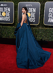 January 6, 2019 - Beverly Hills, California, United States of America - Gemma Chan attends the 76th Annual Golden Globe Awards at the Beverly Hilton in Beverly Hills, California on  Sunday, January 6, 2019. HFPA/POOL/PI (Credit Image: © Prensa Internacional via ZUMA Wire)