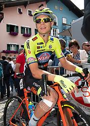 12.07.2019, Kitzbühel, AUT, Ö-Tour, Österreich Radrundfahrt, 6. Etappe, von Kitzbühel nach Kitzbüheler Horn (116,7 km), im Bild Sebastian Schönberger (AUT, Neri Sottoli - Selle Italia - KTM) // Sebastian Schönberger of Austria (Neri Sottoli - Selle Italia - KTM) during 6th stage from Kitzbühel to Kitzbüheler Horn (116,7 km) of the 2019 Tour of Austria. Kitzbühel, Austria on 2019/07/12. EXPA Pictures © 2019, PhotoCredit: EXPA/ Reinhard Eisenbauer