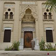 Khedive Tawfik Mausoleum in Qarafa, Cairo.