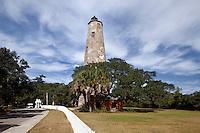 NC0060...NORTH CAROLINA - Old Baldy Lighthouse on Bald Head Island.