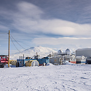 Long Duration Balloon (LDB), Ross Ice Shelf near McMurdo Station, Antarctica