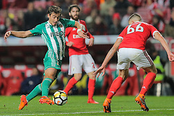 February 5, 2018 - Na - Lisbon, 03/02/2018 - Sport Lisboa e Benfica received this afternoon at the Estádio da Luz in Lisbon, Rio Ave in the match of the 21st day of the I N Liga League, season 2017/2018. Francisco Geraldes  (Credit Image: © Atlantico Press via ZUMA Wire)
