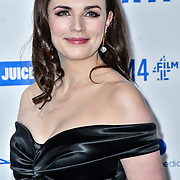 Aisling Bea attends the 22nd British Independent Film Awards at Old Billingsgate on December 01, 2019 in London, England.