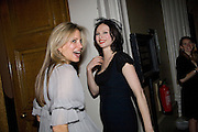 JANE GOTTSCHALK; SOPHIE ELLIS-BEXTOR, Chaos Point: Vivienne Westwood Gold Label Collection performance art catwalk show and auction in aid of the NSPCC. Banqueting House. London. 18 November 2008<br /> *** Local Caption *** -DO NOT ARCHIVE -Copyright Photograph by Dafydd Jones. 248 Clapham Rd. London SW9 0PZ. Tel 0207 820 0771. www.dafjones.com