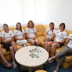 20100715: SLO, Athletics - Team Slovenia for IAAF World Junior Championships Moncton, Canada