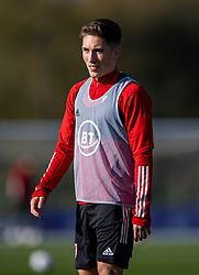 CARDIFF, WALES - Wednesday, October 7, 2020: Wales' Harry Wilson during a training session at the Vale Resort ahead of the International Friendly match against England. (Pic by David Rawcliffe/Propaganda)