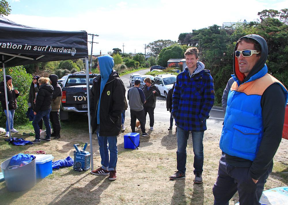 SCBRA twin fin comp opening the 2018/19 season ,held at back beach, Karitane, Dunedin, NZ