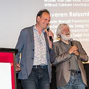 NLD/Amsterdam/20170616 - Uitreiking Nipkowschijf 2017, Vincent Bijlo en Hans Beerekamp
