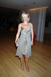 MARIELLA FROSTRUP at an Evening at Sanderson in Aid of CLIC Sargent held at The Sanderson Hotel, 50 Berners Street, London W1 on 15th May 2007.<br /><br />NON EXCLUSIVE - WORLD RIGHTS
