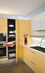 6912 Benjamin St., McLean, VA Ali and Farzaneh Saadat Kitchen