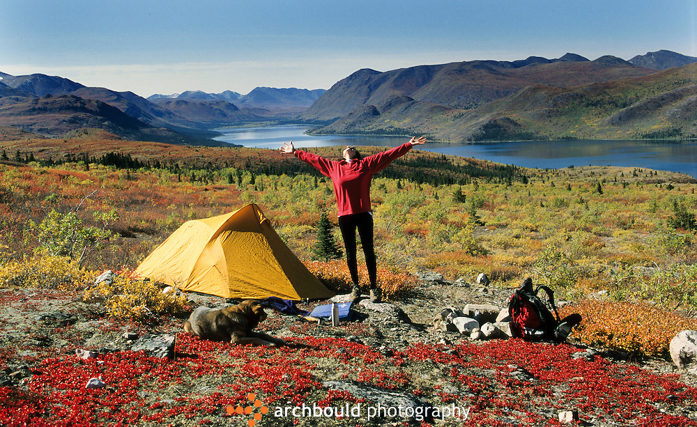 Yukon Camping, Whitehorse, Yukon<br /> <br /> NOT IN YOUR BUDGET? Contact Cathie for a price specific to your project.