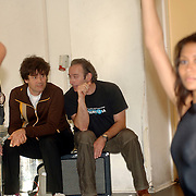 NLD/Amsterdam/20061002 - Perspresentatie musical Oebele, Joris Lutz en Nol Havens