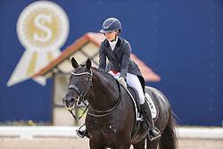 HAGEN a.T.W. - Horses and Dreams meets Japan Sports Edition 2021<br /> <br /> FRY Charlotte (GBR), Glamourdale<br /> CDI 4* Grand Prix<br /> Qualifikation für Grand Prix Special<br /> Preis des Gestütes Vorwerk<br /> <br /> Hagen a.T.W., Hof Kasselmann<br /> 23. April 2021<br /> © www.sportfotos-lafrentz.de/Stefan Lafrentz