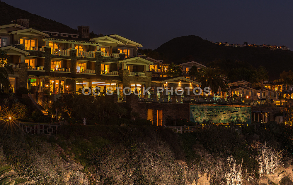 Montage Oceanfront Resort in Laguna Beach California