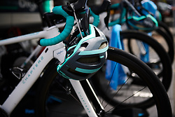 Bigla Pro Cycling at Stage 2 of 2019 OVO Women's Tour, a 62.5 km road race starting and finishing in the Kent Cyclopark in Gravesend, United Kingdom on June 11, 2019. Photo by Sean Robinson/velofocus.com