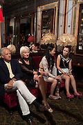 ENRICO RUPOLO; DANIELA RUPOLO; WU JING; HAO JIE, Beijing Film launch. Danieli Hotel St. Mark's Sq. . Venezia.  31 August  2013