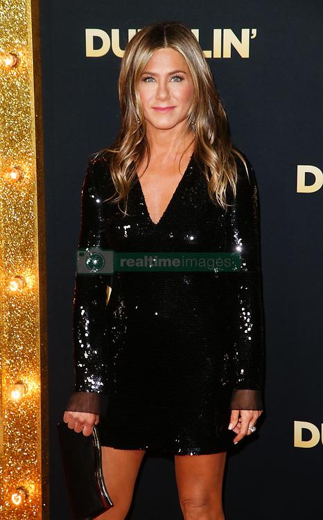 Jennifer Aniston arriving at the premiere of Dumplin in Hollywood, California - Dec 6, 2018 - Photo: Runway Manhattan