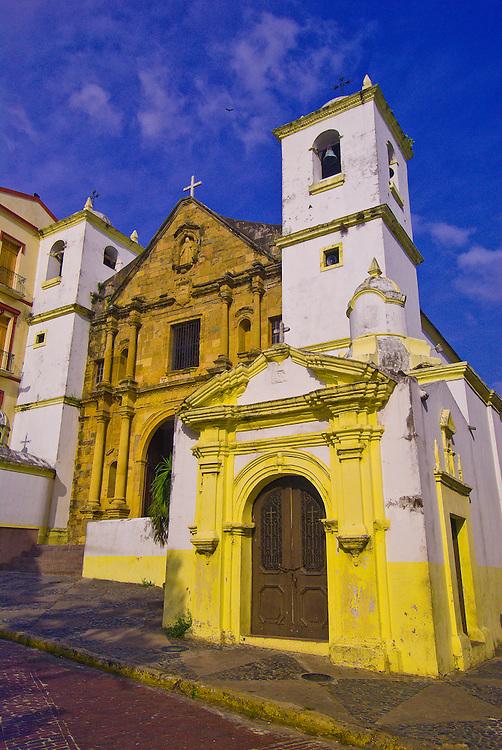 La Merced Church, Casco Viejo (Old City), San Felipe district, Panama City, Panama