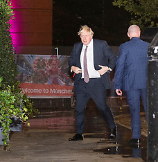 Boris Johnson 2nd October 2021