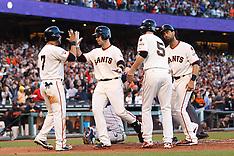 20150624 - San Diego Padres at San Francisco Giants