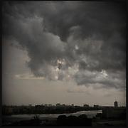 Storm. Lagos, Nigeria. © Francis Kokoroko @accraphoto 2017