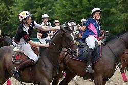 Wesemael Stijn, BEL<br /> 't Hoefijzer 5 vs. InnRhorse - Horseball Event 2017© Hippo Foto - Sharon Vandeput<br /> 2/07/17