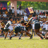 2016 National B Div Rugby Final: ACS(I) vs St Andrew's