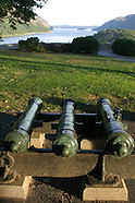 16: HUDSON RIVER WEST POINT CANNONS